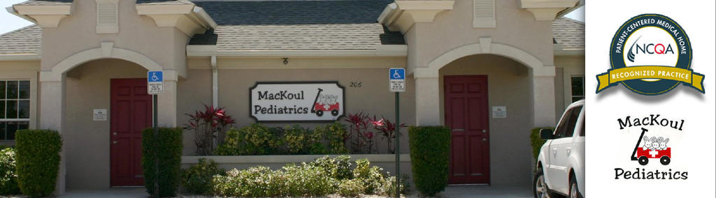 MacKoul Pedatrics Cape Coral Florida, Lee County