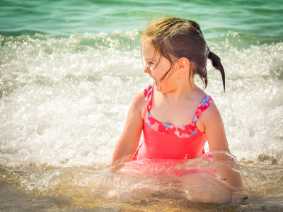 Sun Safety: Information for Parents About Sunscreen and Sunburn Treatment and Prevention