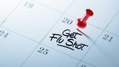 Get your Flu shot today at MacKoul Pediatrics, Cape Coral, Florida